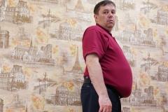 Середина похудения. Андрей похудел на 20 кг