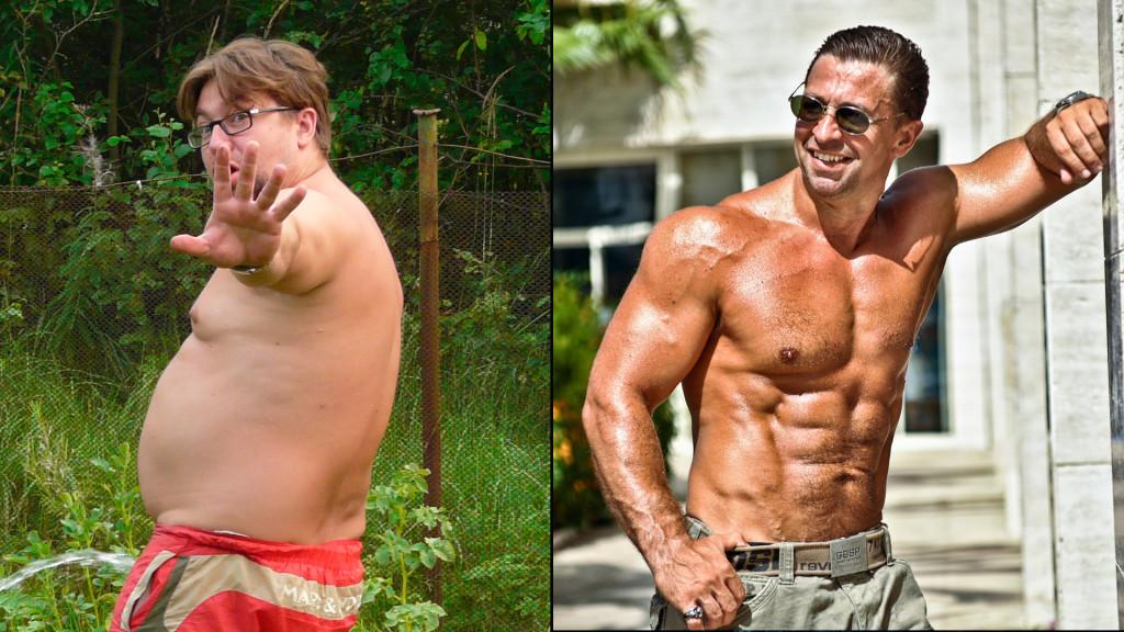 Как сбросить в качалке вес