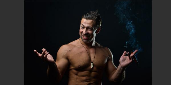 курение и похудение