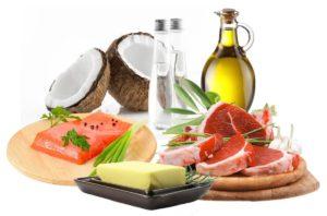 жиры в нашем питании