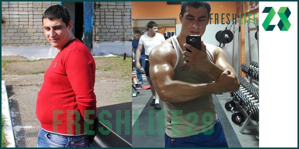как похудеть на 25 кг