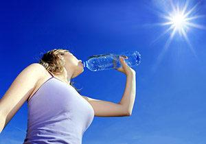 водно солевой баланс причина лишнего веса