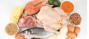 продукты правильного питания для мышц белки